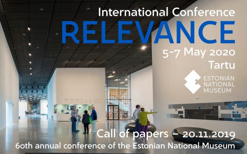 Relevance International Conference 2019.